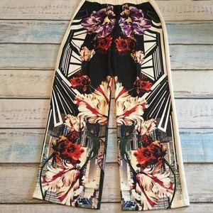 Clover Canyon Art Deco Scarf Pants Orig. $298